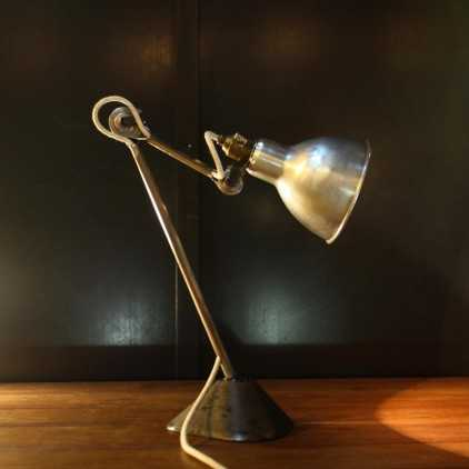 Bernard Albin Gras lamp model 205