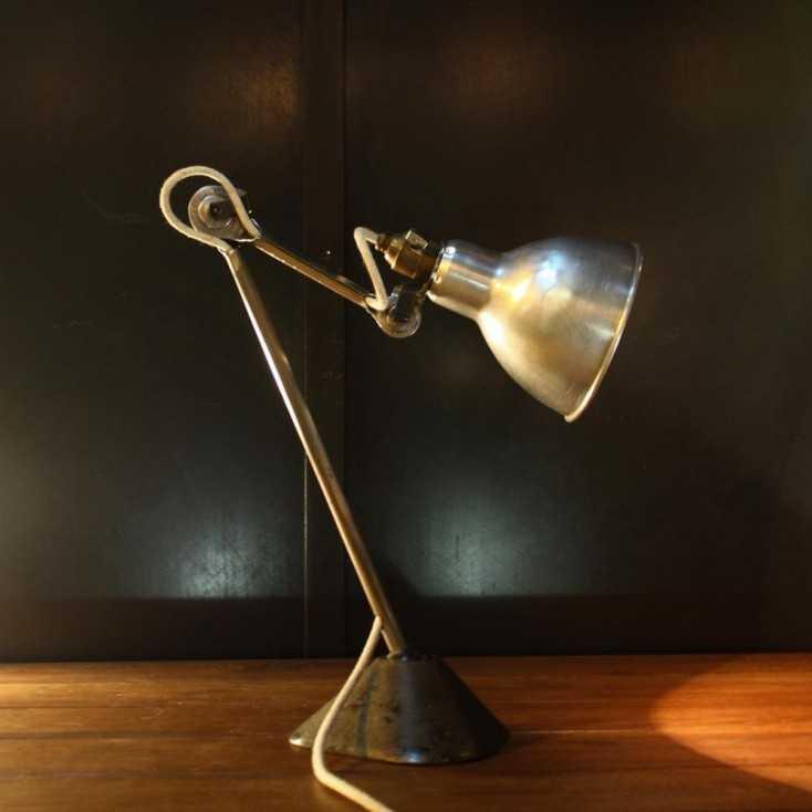 Lampe Bernard Albin Gras modèle 205