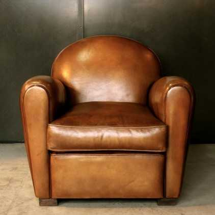 "Fauteuil Club ""OXFORD"""