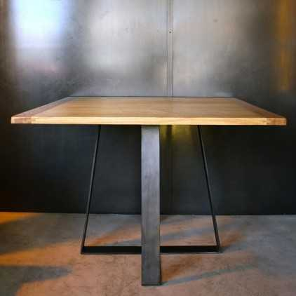 Table Haute industrielle sur mesure