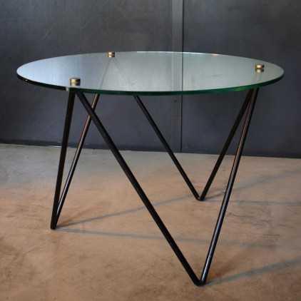 Table basse vintage 50s