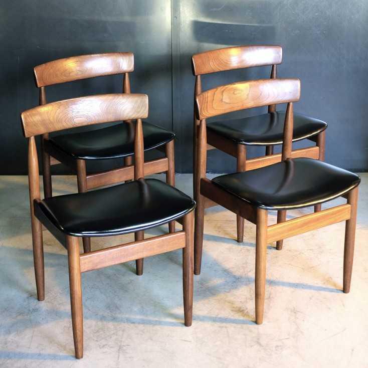 "Chaises vintage ""Farso Stolefabrik"""
