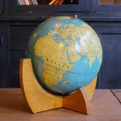 Globe terrestre « Denoyer-Geppert Company»