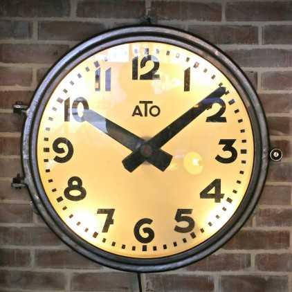 Horloge industrielle ATO