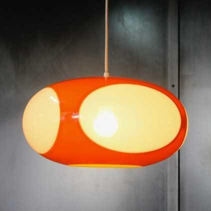 Lampe UFO Luigi Colani